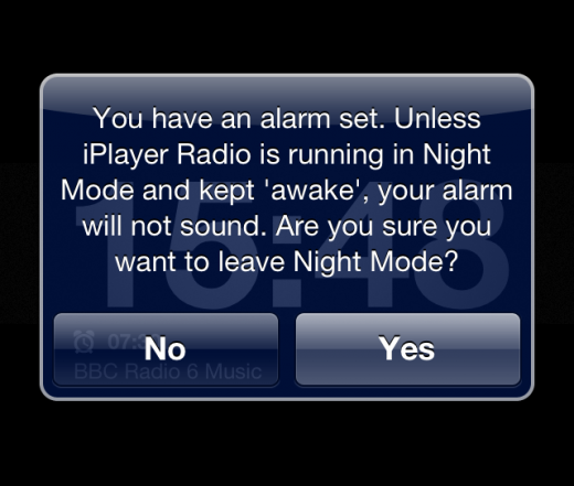 15 520x441 The BBCs new iOS iPlayer Radio app is available now, heres our full hands on review