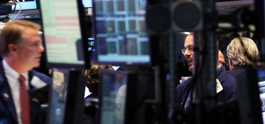 Stocks Higher On Job Market News, European Stability