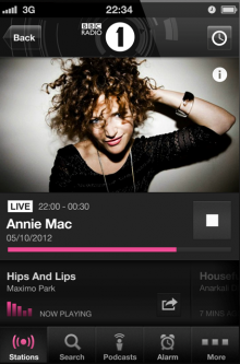 8124244ubdJD6xz 220x333 The BBC unveils iPlayer Radio, a new standalone service for PCs, smartphones and tablets