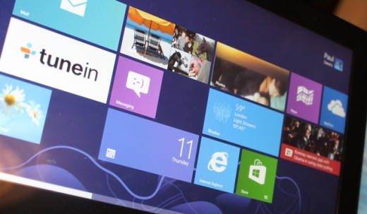 IMG 0534 520x303 Windows 8 and the app economy: Microsofts vying for iOS and Android developers [Interview]