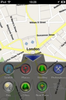 London Offline Map 220x330 Apple got you lost? 40 alternative map & GPS apps for iOS