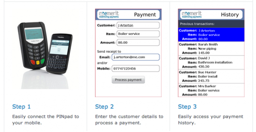 Screen Shot 2012 10 22 at 21.49.49 520x268 O2 teams up with Visa Europe, Global Payments to debut new mobile payment service for UK businesses
