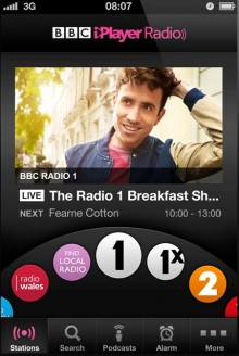 StationDial 220x328 The BBC unveils iPlayer Radio, a new standalone service for PCs, smartphones and tablets