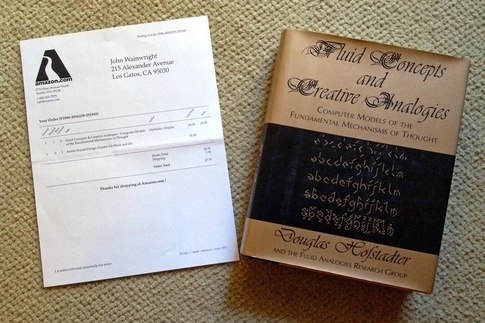 A piece of history: Is this the very first book bought by an Amazon customer?