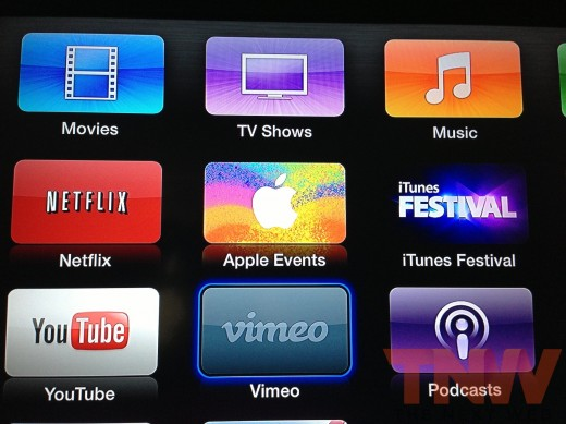 appletvwtmk 520x389 Apple confirms it will stream iPad Mini event via its website and Apple TV