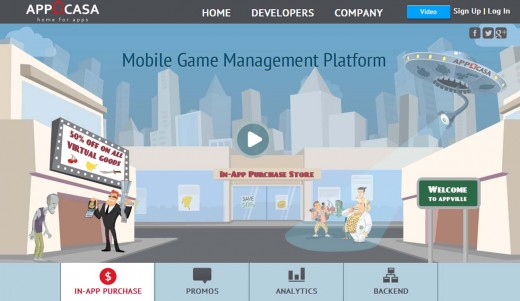 applicasa screen1 520x301 Applicasa launches management platform into beta to help mobile game developers increase revenue