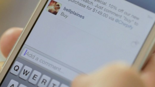 buy 520x291 Chirpify expands beyond Twitter, integrates its simple in stream commerce platform with Instagram