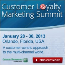 customer loyalty marketing summit 250x250 220x220 Upcoming tech and media events you should attend [Discounts]