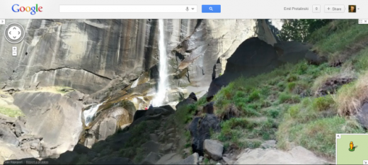 google maps sphere 520x233 Android 4.2 users can contribute their photo sphere images to Google Maps