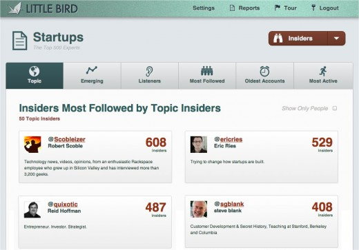 littlebird screen04 520x363 Rebranded Plexus Engine raises $1 million as Little Bird from Mark Cuban and others