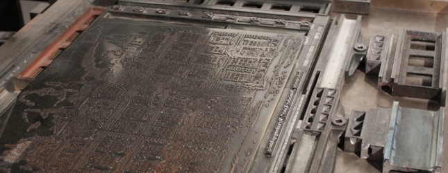 printing press milestoned