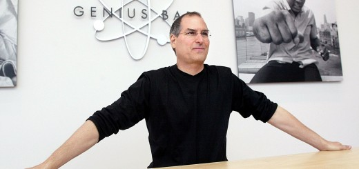 steve jobs genius bar