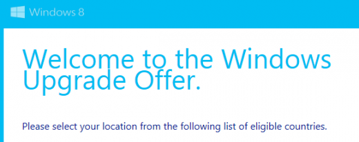 windows 8 loophole 1 520x206 Microsoft site loophole lets anyone buy Windows 8 Pro for just $15