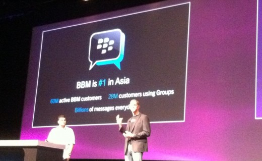 RIM opens Built for BlackBerry program, reveals Qwerty BB10 Alpha device, rebrands app store
