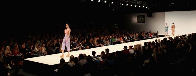 Students Show Their Work At Graduate Fashion Week