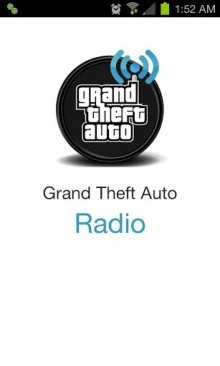 GTA1 220x366 Listen to Grand Theft Autos fictional radio shows with this Android app