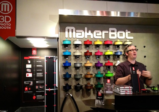 MakerBot will help you save face with its new 3D Photo Booth