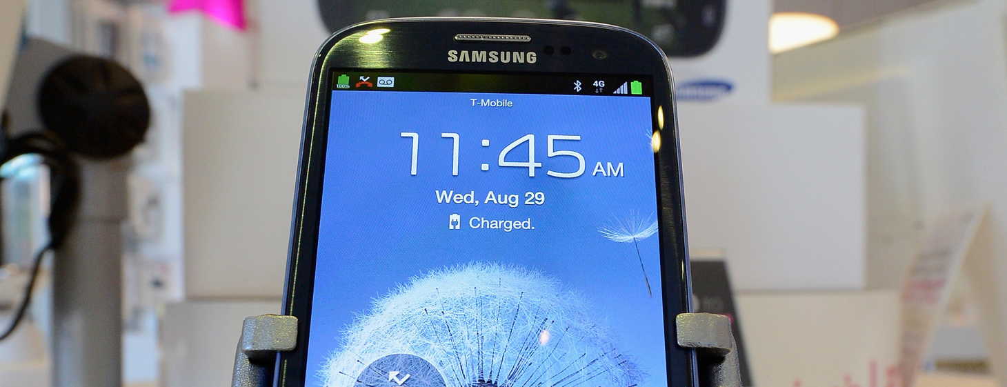 Galaxy S III Best Selling Smartphone in Q3