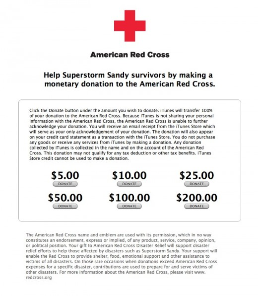 Screen Shot 2012 11 01 at 8.34.51 AM 520x596 Apple adds Red Cross donation link to its insanely popular homepage in the wake of Superstorm Sandy