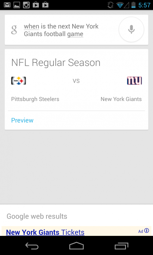 Screenshot 2012 11 01 17 57 51 520x866 The beautiful, powerful Nexus 4 proves that Google Now is the future