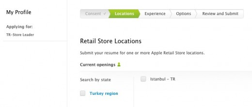 apple retail store job istanbul 520x221 Apple hiring in Brazil and Turkey, Retail Stores coming to Rio de Janeiro and Istanbul