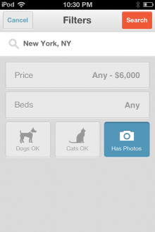c3 220x330 A beautiful iOS app to help you find your dream apartment? Lovely.