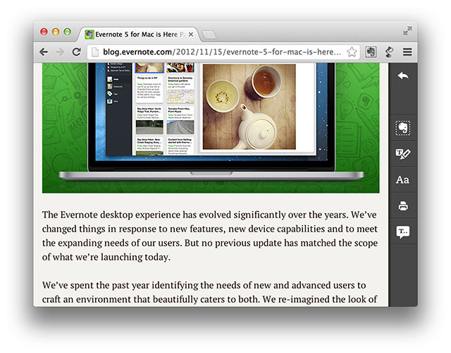 clearly text Evernote partners with iSpeech, adds text to speech reading to its Clearly extension for Chrome