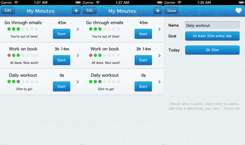 myminutes 10 workflow iOS apps to enhance your productivity