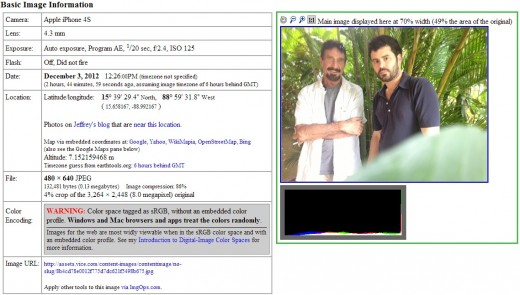 2012 12 03 13h11 54 520x295 Vice leaves metadata in photo of John McAfee, pinpointing him to a location in Guatemala