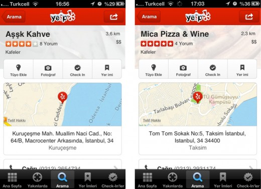 Yelp launches in Turkey, its 20th country