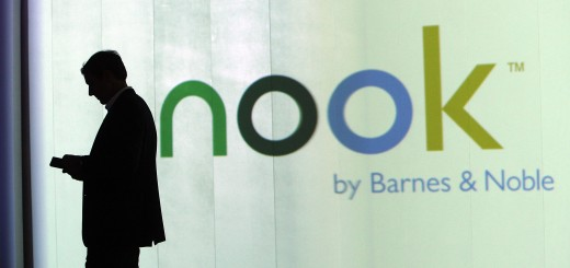 Barnes And Noble Unveils Their E-Book Reader The Nook