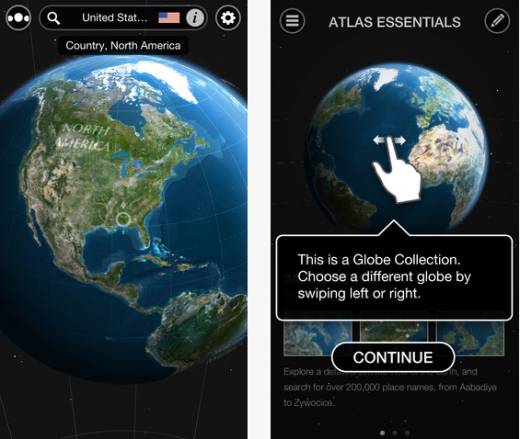 AtlasByCollins 12 of the best educational apps of 2012