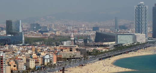 Views of Barcelona
