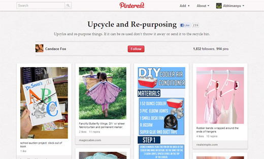 Candace Foxs upcycling projects board on Pinterest New Year, new system: 20 things you can do to make this year your most productive