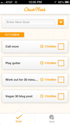 CheckMark 20 apps to help you keep your New Year resolutions