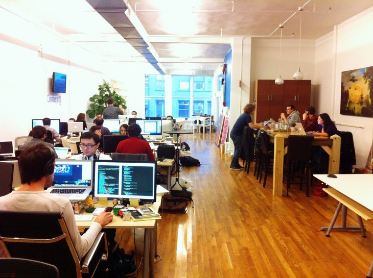Contently 01 730x545 Awesome Offices: Inside 15 fantastic startup workplaces in New York