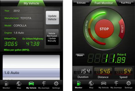 Fuel Monitor 13 of the best travel apps of 2012