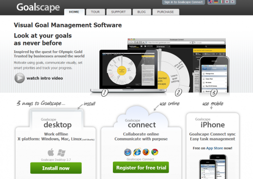 Goalscape 520x367 20 apps to help you keep your New Year resolutions
