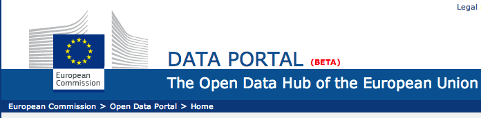 Home Open Data Portal 104030 EU Commission unwraps public beta of open data portal with 5800+ datasets, ahead of Jan 2013 launch