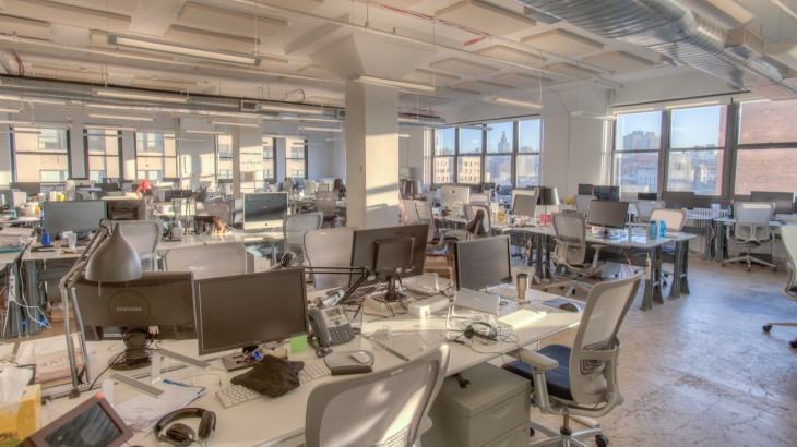 Intent Media 01 730x410 Awesome Offices: Inside 15 fantastic startup workplaces in New York