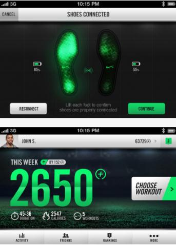 Nike 12 health focused apps to help you start 2013 the right way