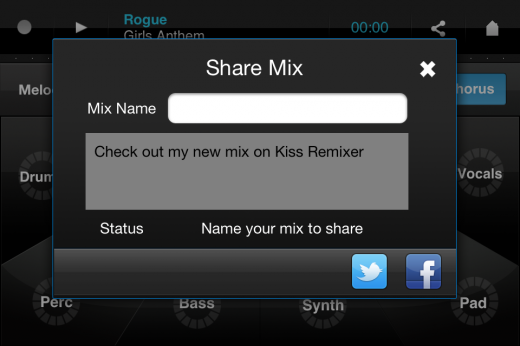 Photo 03 12 2012 10 05 07 520x346 Kiss Remixer: This app lets you download and remix songs from the UKs Kiss radio station