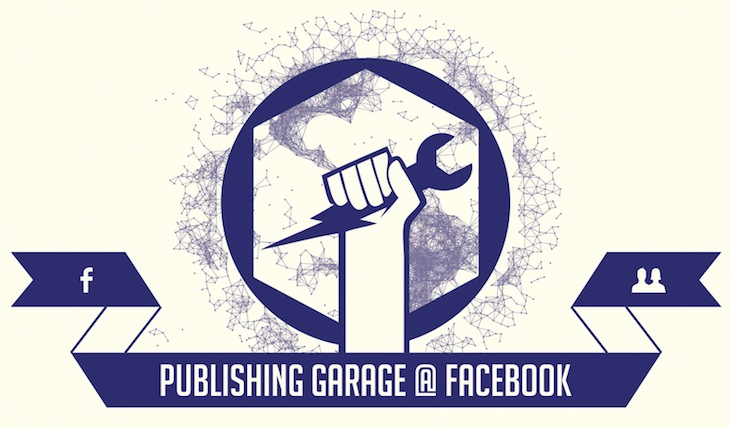 PubGarageLogoWhite Facebook plans Publishing Garage program to educate brands about social publishing