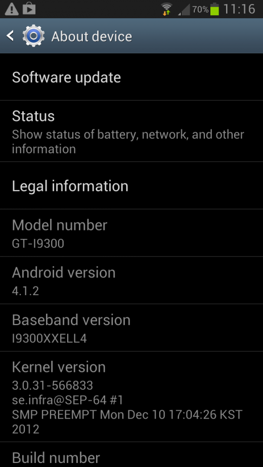 Screenshot 2012 12 20 11 16 26 520x924 Samsung begins rolling out Android 4.1.2 Premium Suite update to Galaxy S III devices in the UK