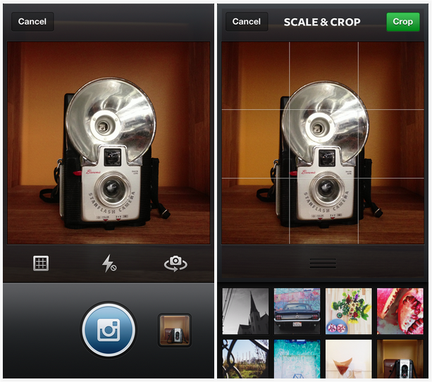 Snap 2012 12 10 at 13.15.16 Instagram 3.2 is an impressive update that refines the camera experience and adds a new filter