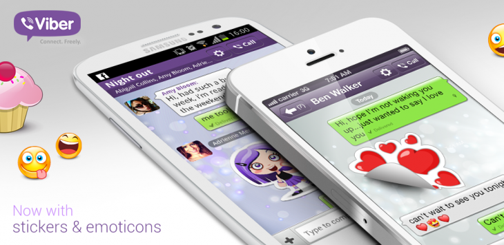 Viber 6 730x356 Free messaging and voice calling app Viber now boasts 140m users, growing at 400,000 new users per day