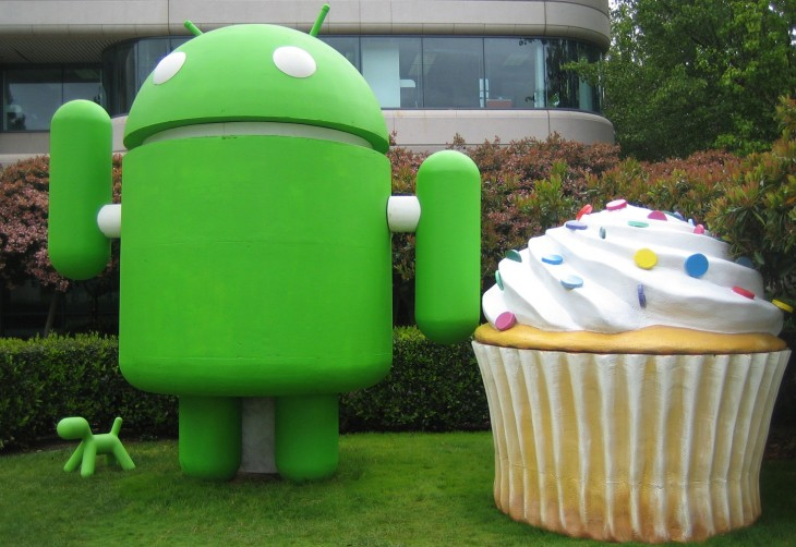 android characters 730x502 Google in 2012: A year when mobile and social seeds began to shoot roots
