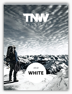 cover Love snow? Download TNW Magazine the WHITE issue now…