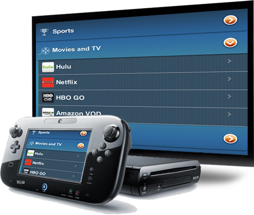 hero gfx wiiu noft PlayOn launches on the Wii U to let you watch videos from sites like Hulu, MTV and HBO GO