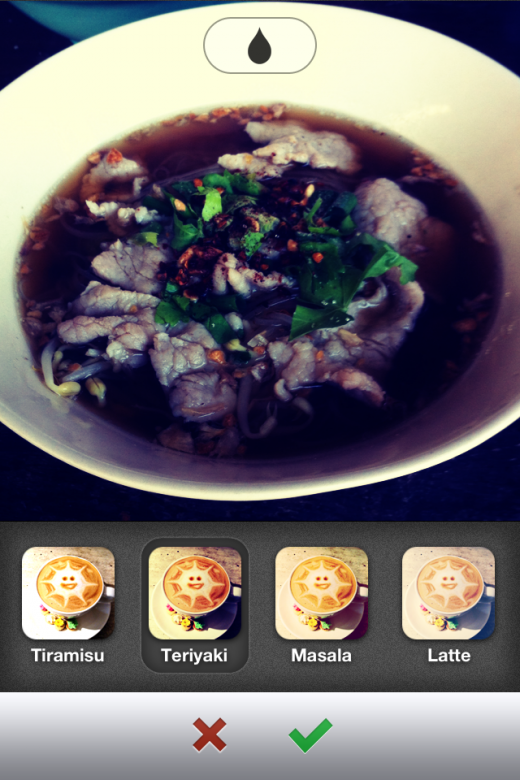 image 4 520x780 Food sharing app Burpple serves up photo filters to make your latest eats look even tastier